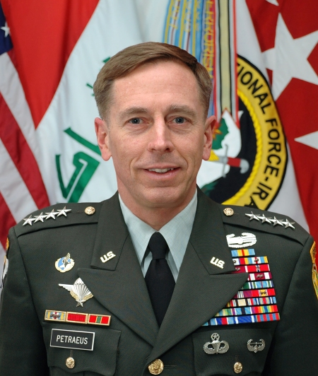 God Bless General Petraeus