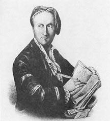 Swiss Political Theorist E. Vattel